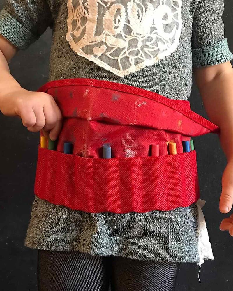 Cintura per Gessetti Rosso