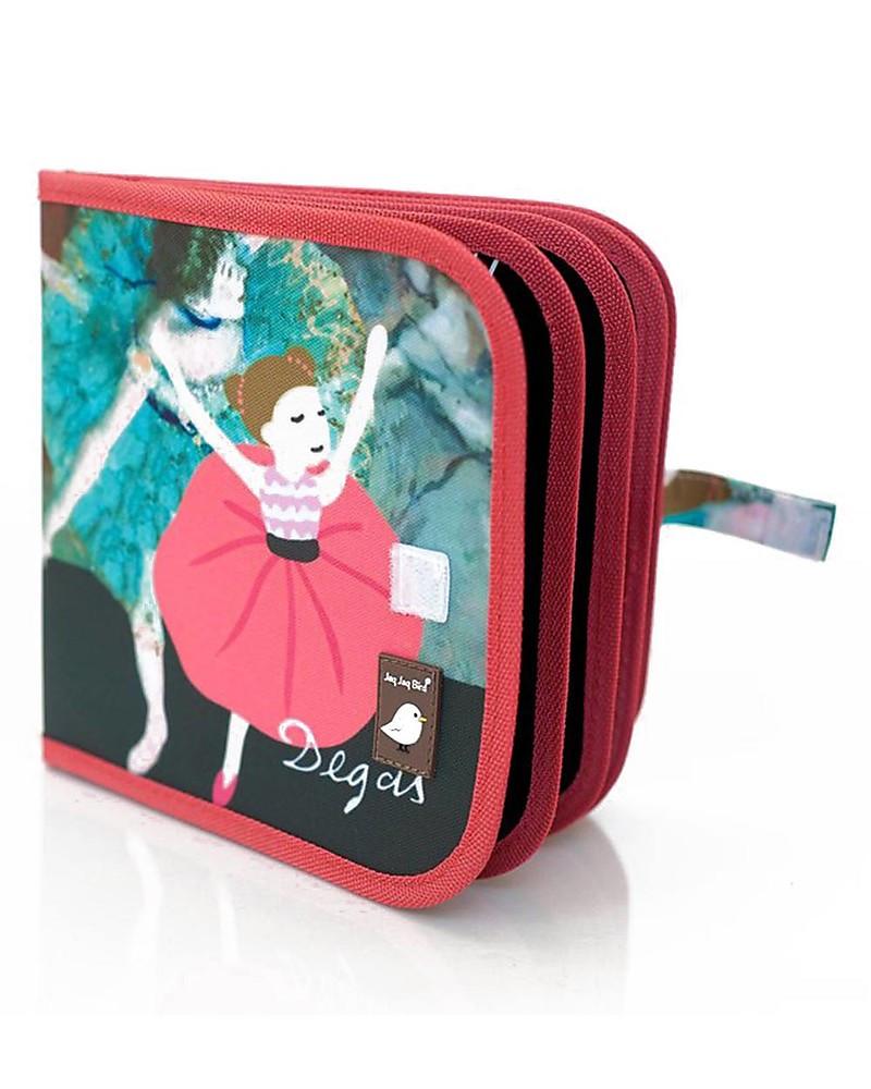 Album da Colorare Riutilizzabile Degas
