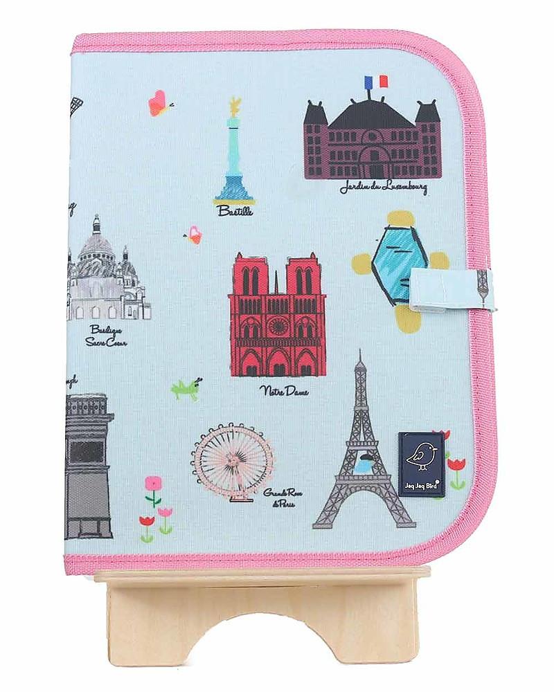 kleine Tischdecke 2-in-1 Paris
