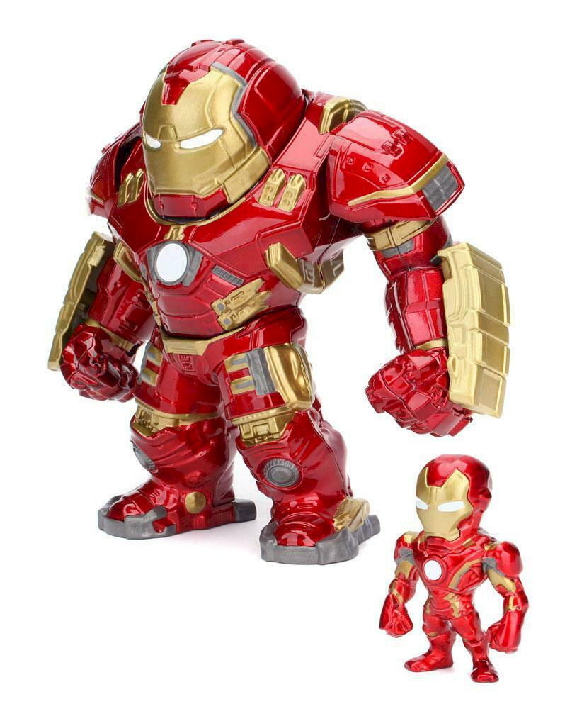 Hulkbuster & Iron Man