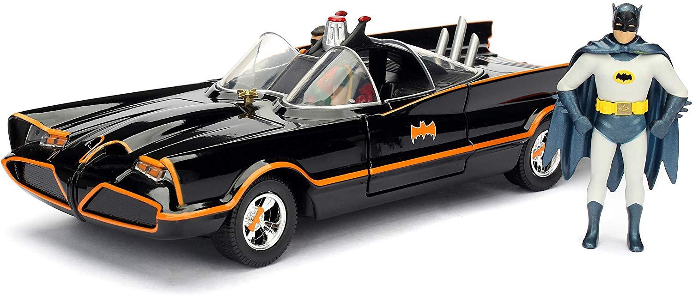 Batman & Batmobile 1966