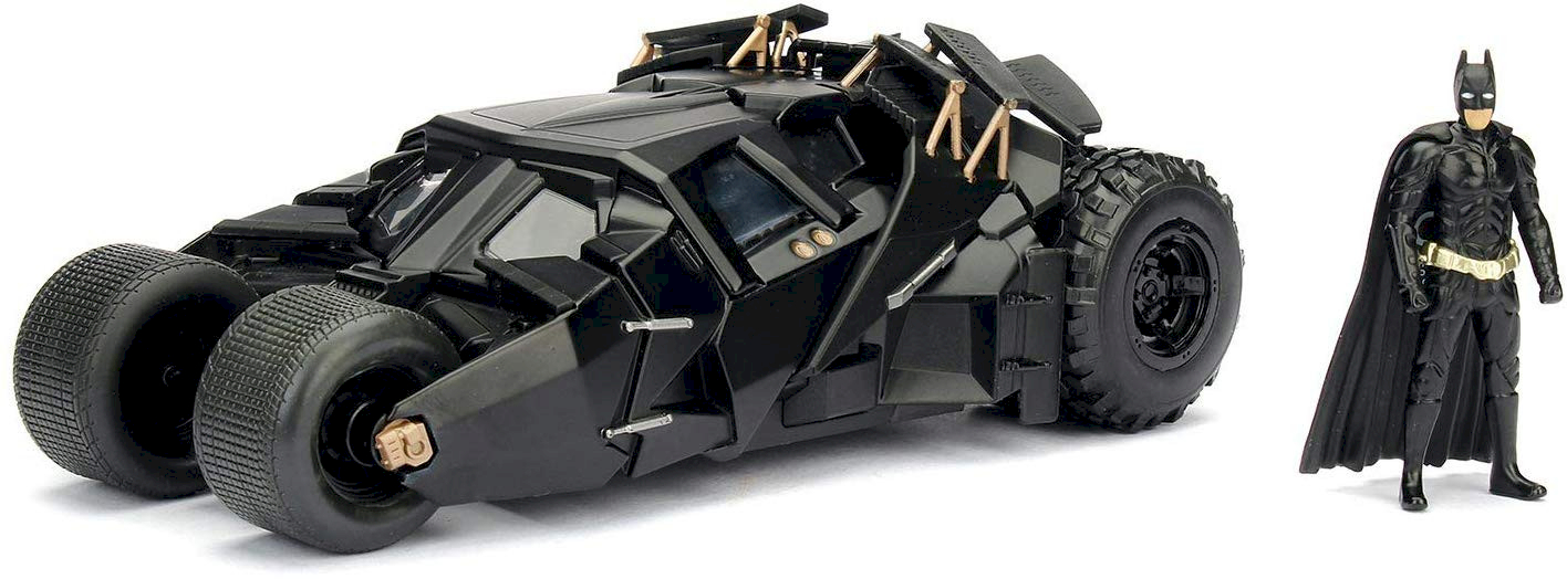 Batman & Batmobile - The Dark Night
