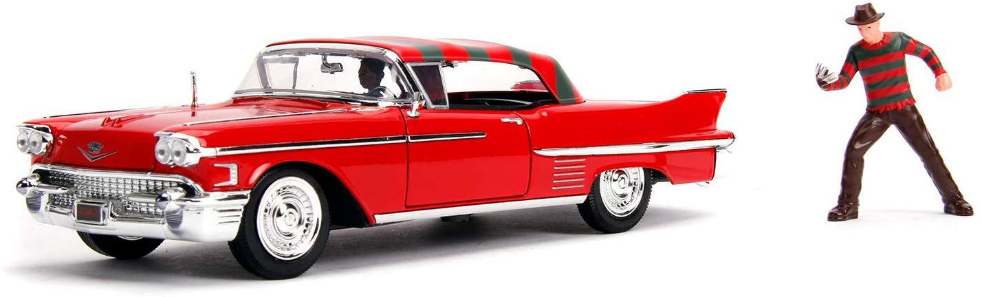 Freddy Krueger & Cadillac 1958