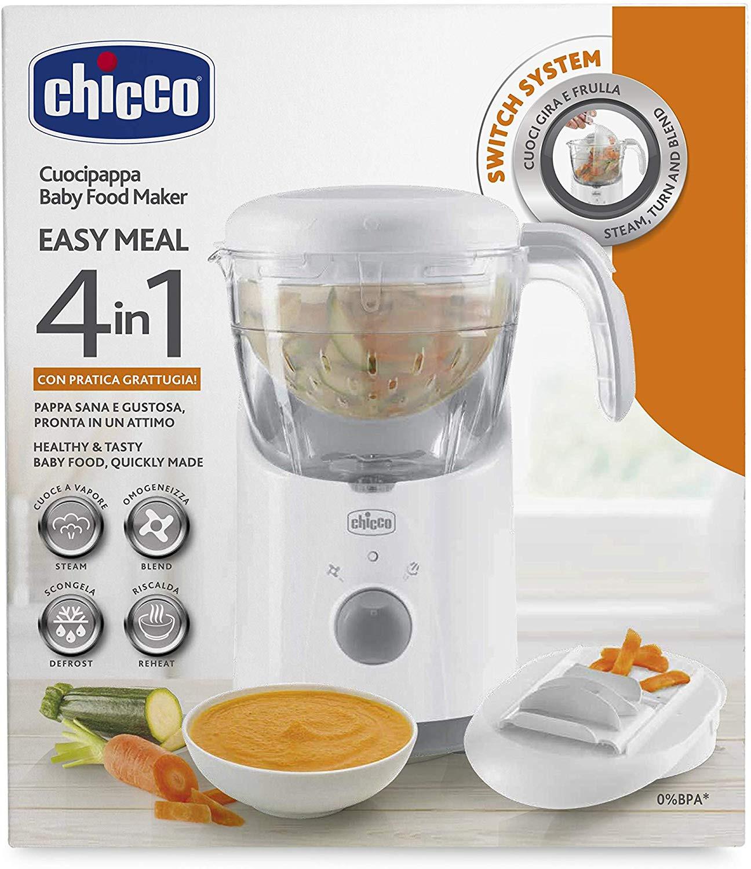 Robot de cuisine Chicco Easy Meal