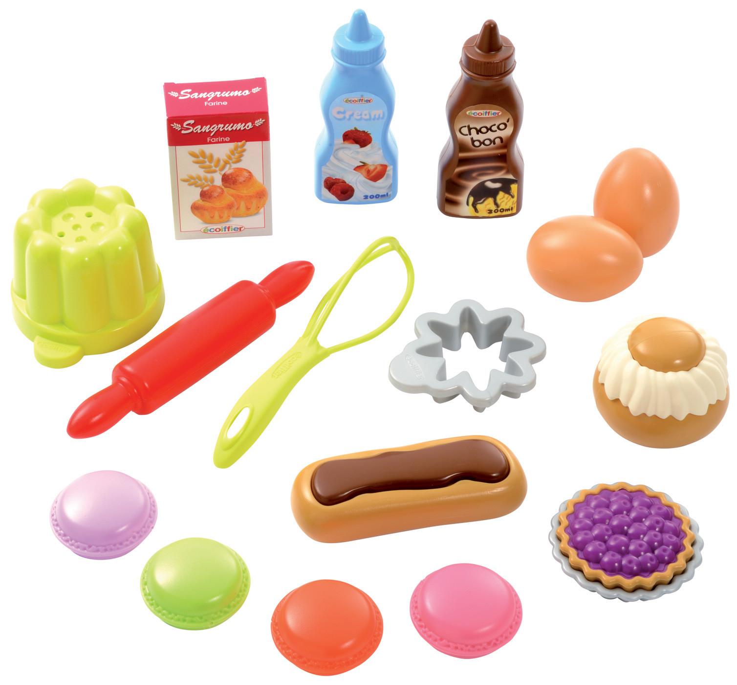 Set Accessoires pour la Cuisine: Pâtisserie
