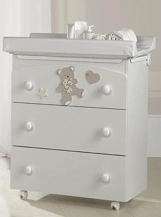 Baby Fashion Commode à langer Top