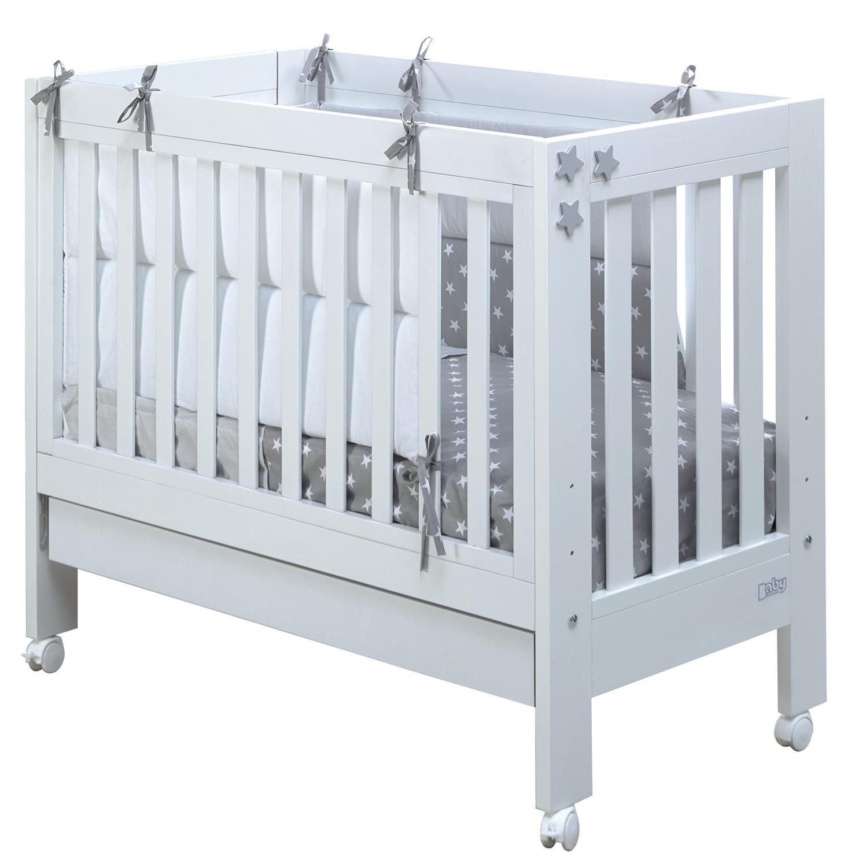 Kinderbett Aladino + Textilien-Set