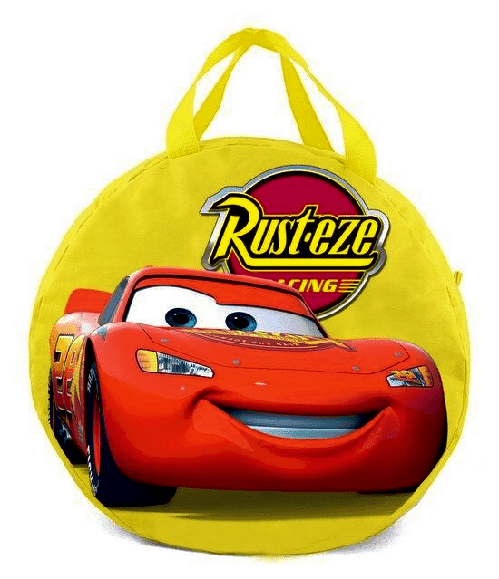 Sac Porte-Jouets Cars