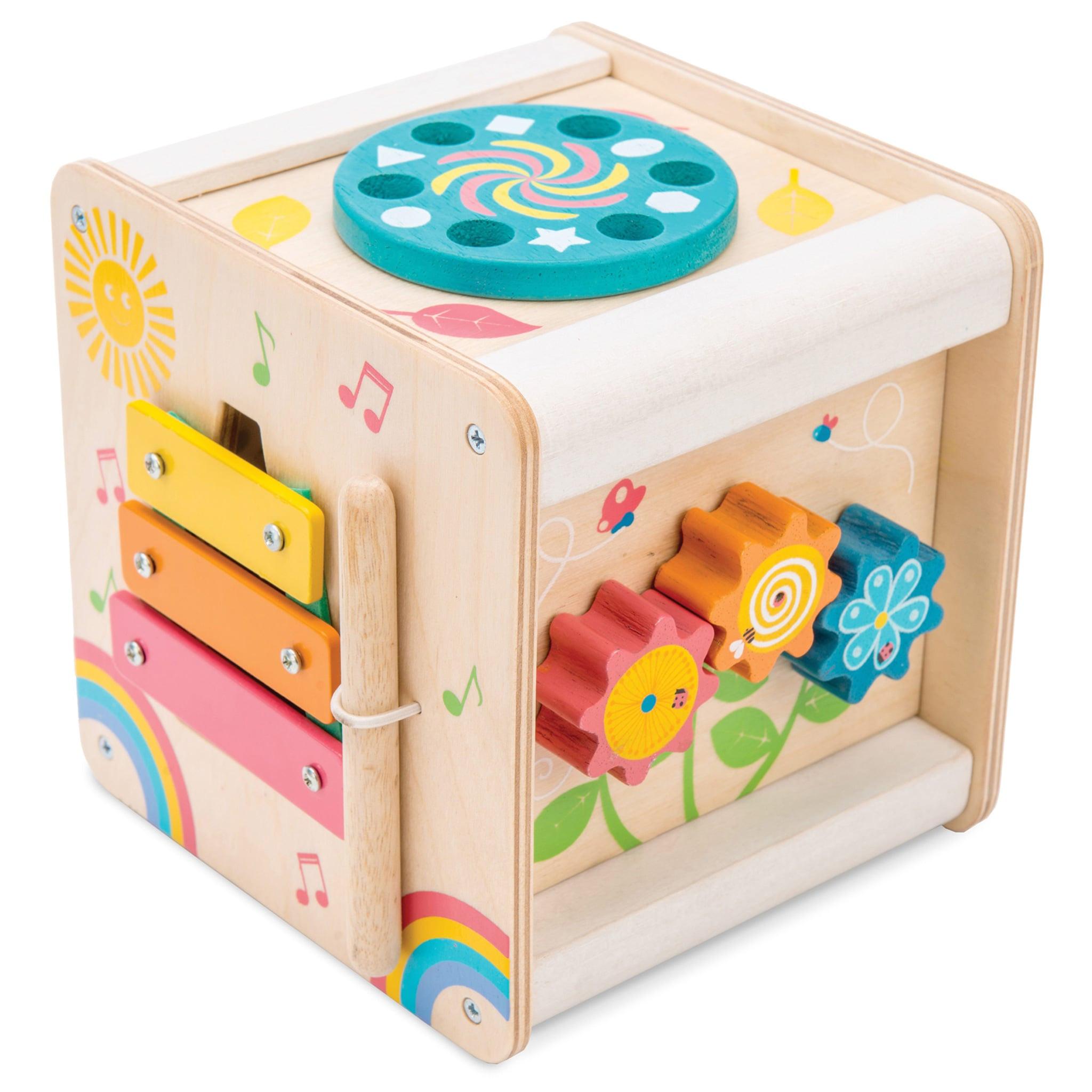 Cubo Prime Attività Le Toy Van