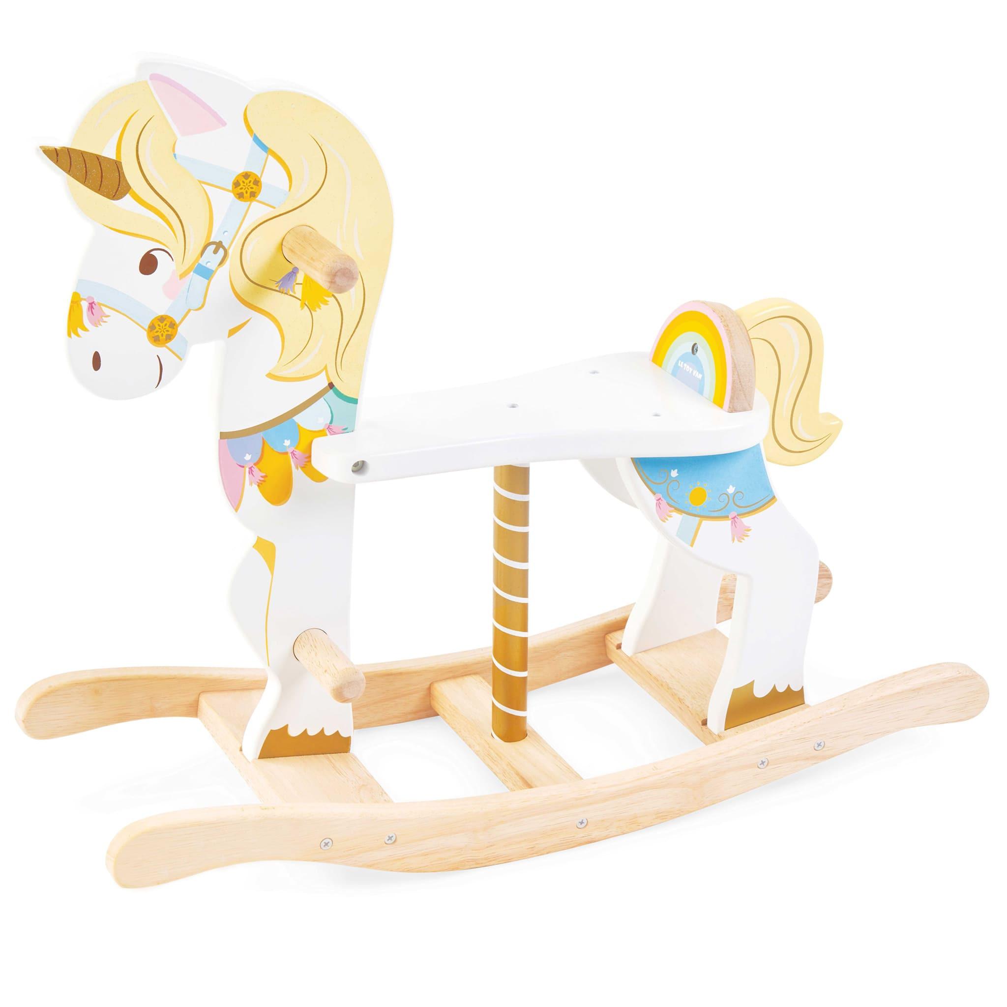 Le Toy Van Unicornio Balancín