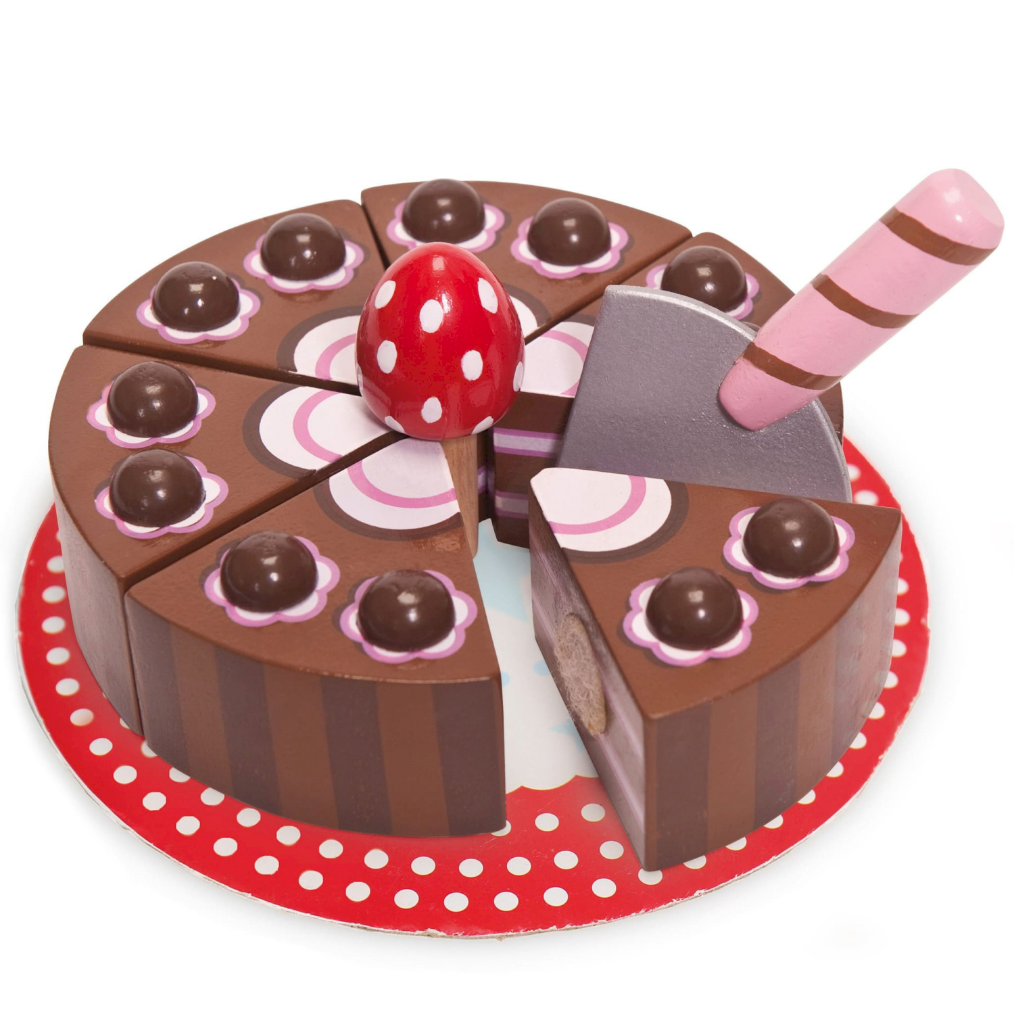 Le Toy Van Gâteau de Fête au Chocolat