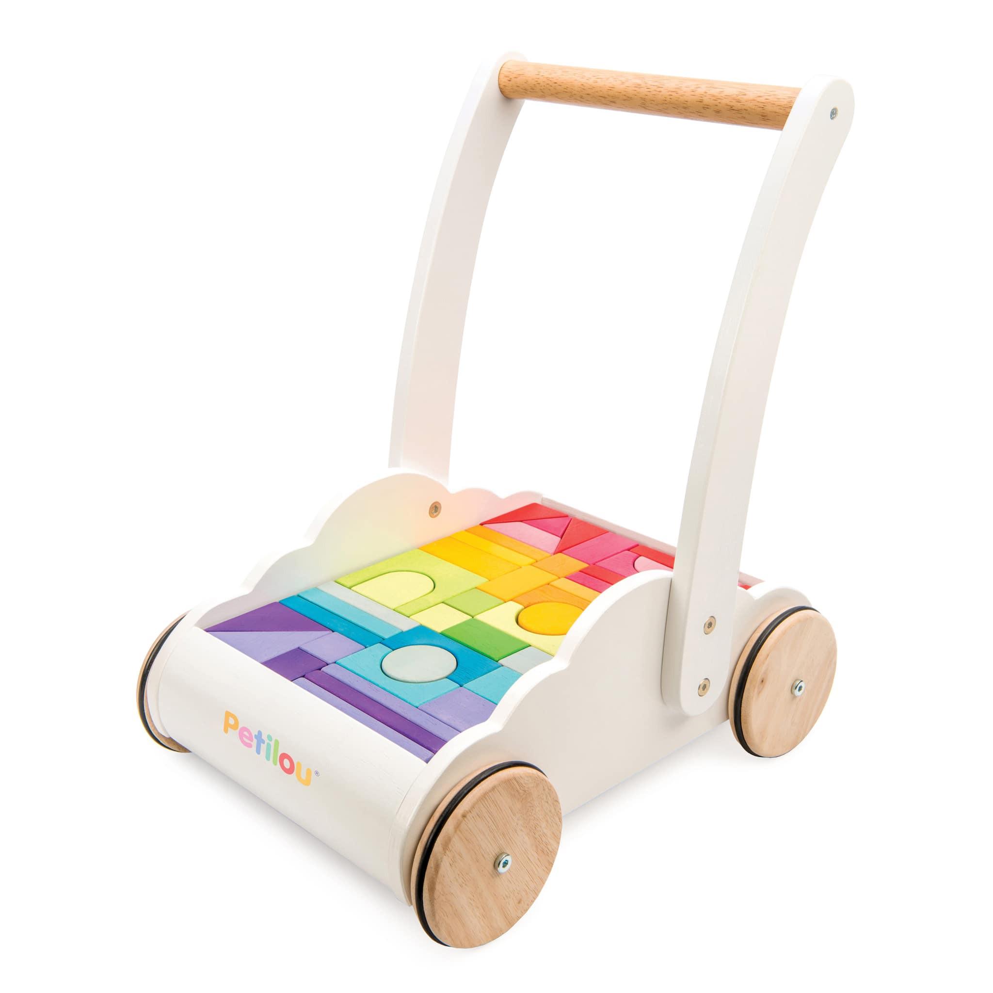 Le Toy Van Trotteur Nuage & Arc-en-ciel