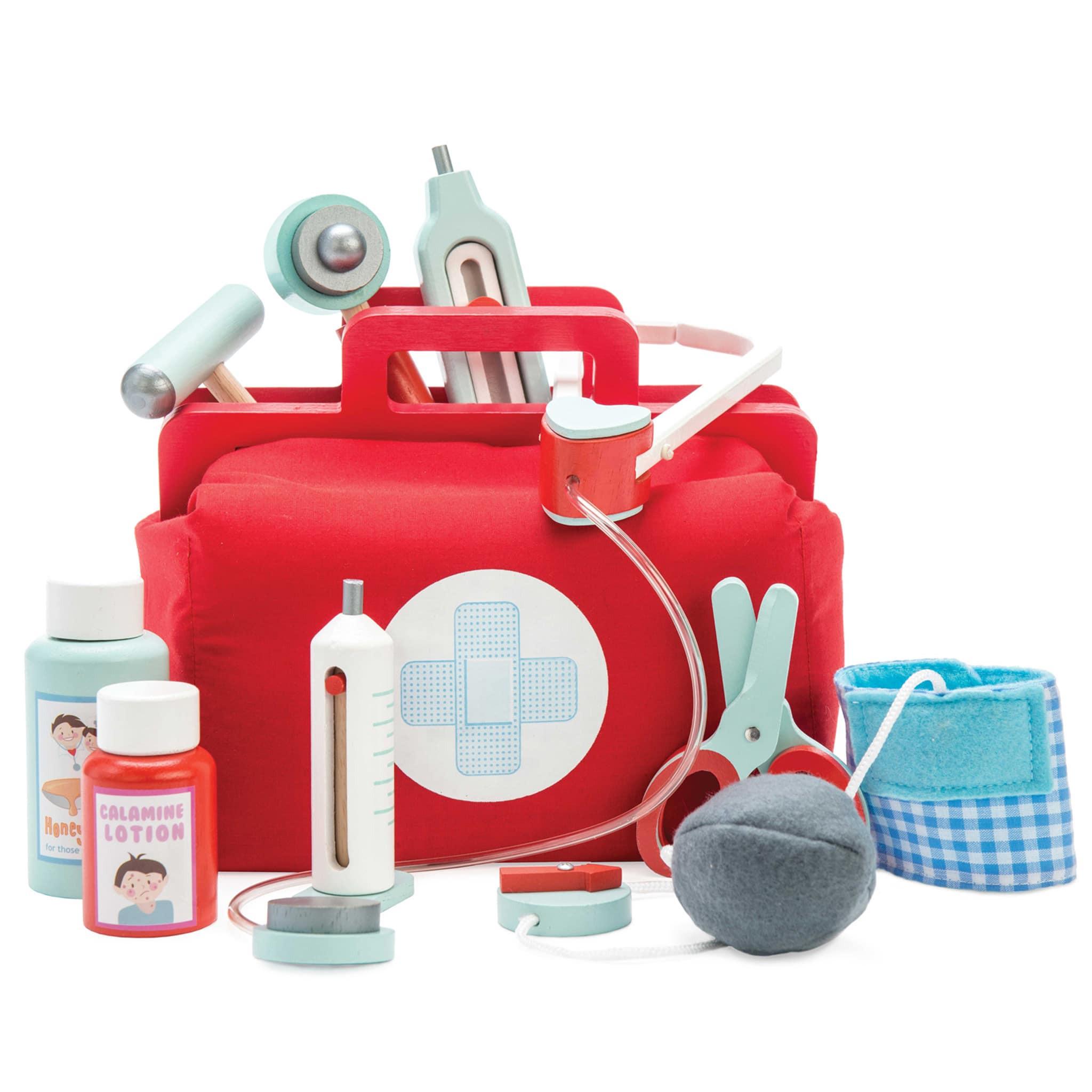 Le Toy Van Mallette de docteur