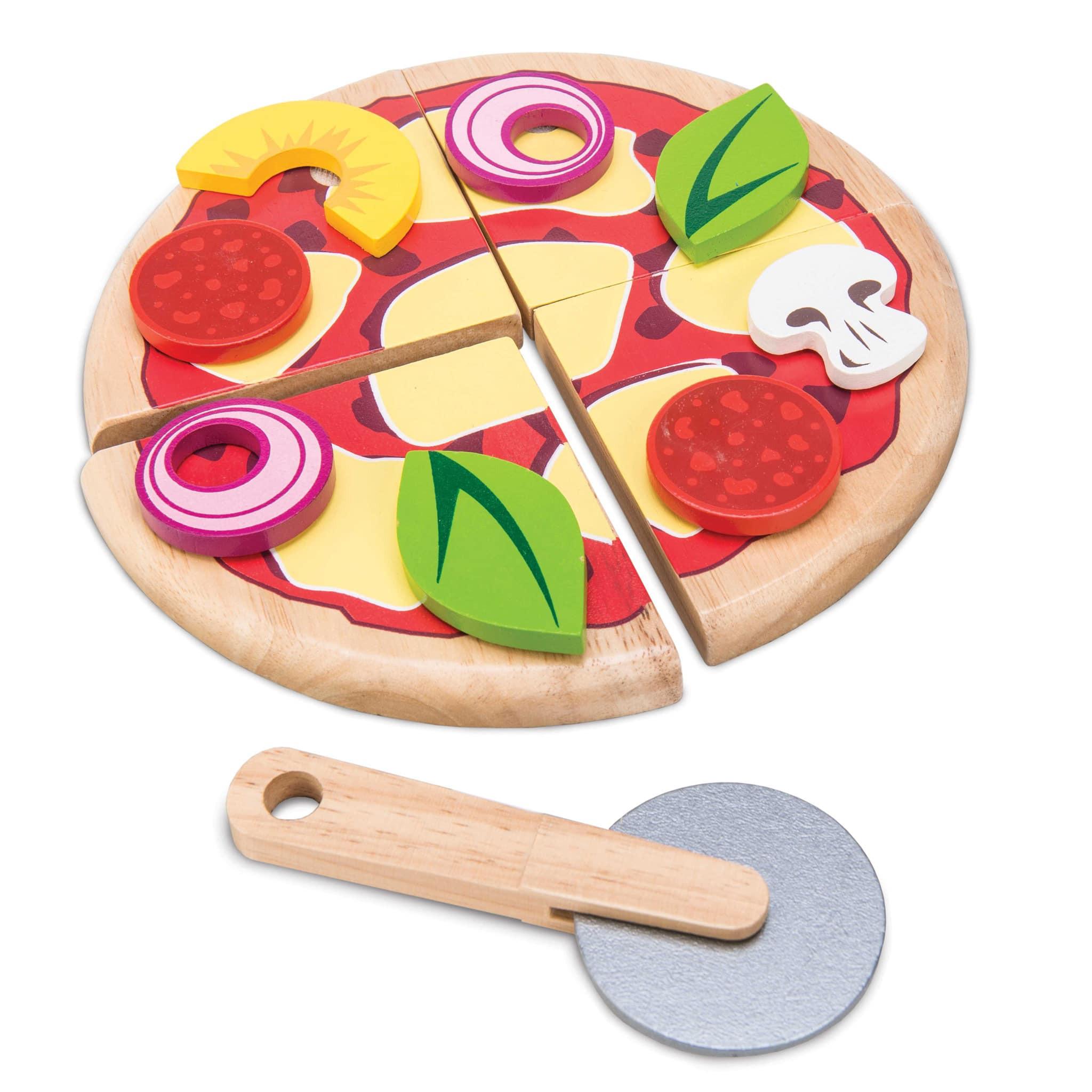 Pizza in Legno Le Toy Van