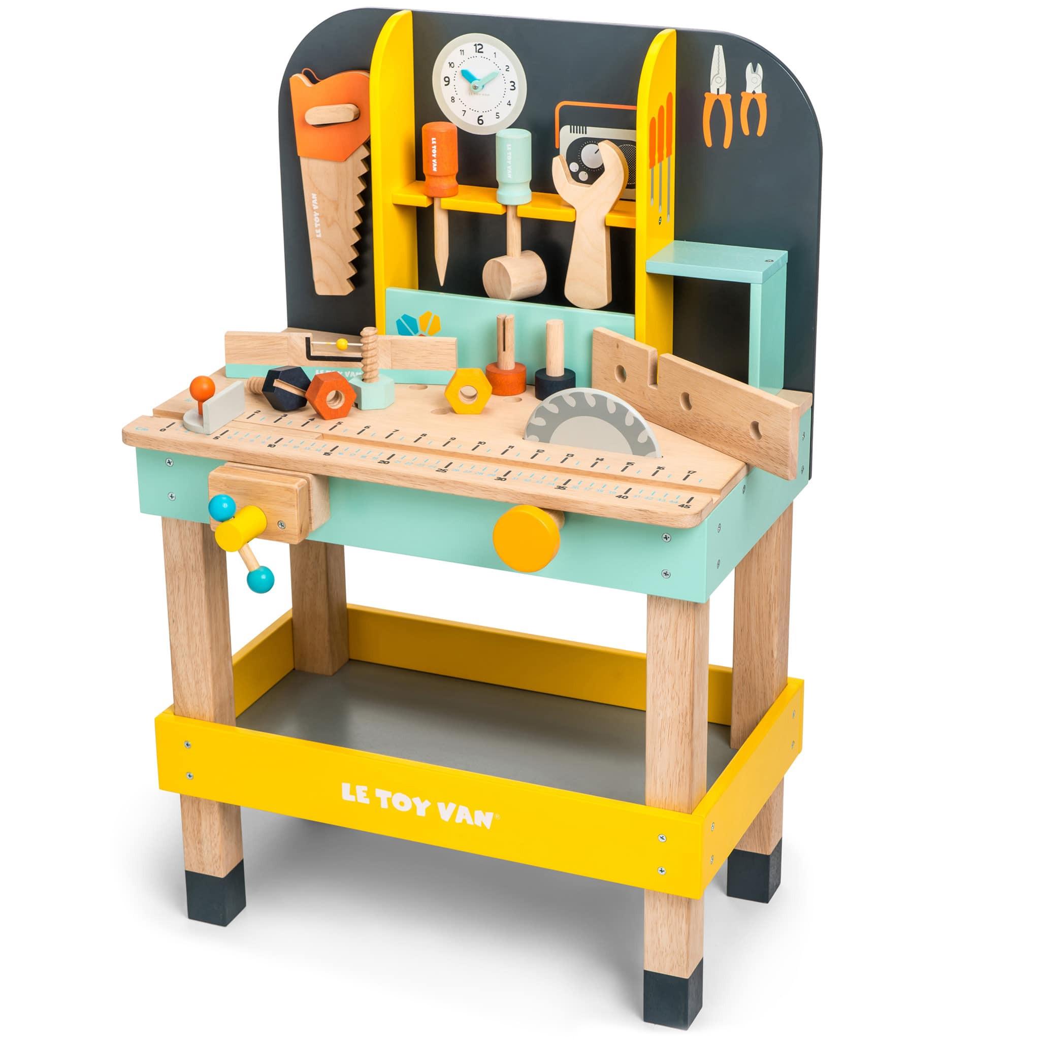 Le Toy Van L'établi de bricolage