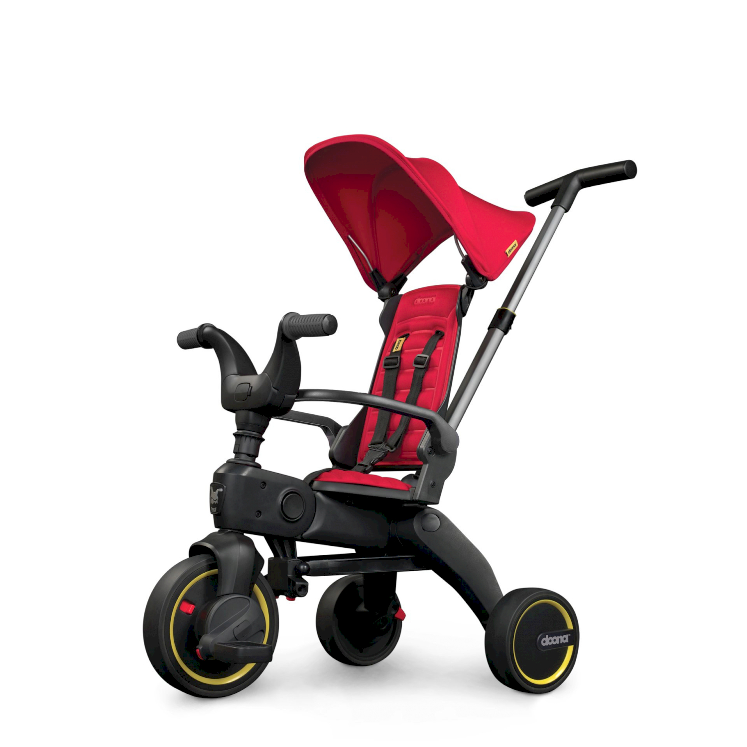 Doona Tricycle Liki Trike Rouge