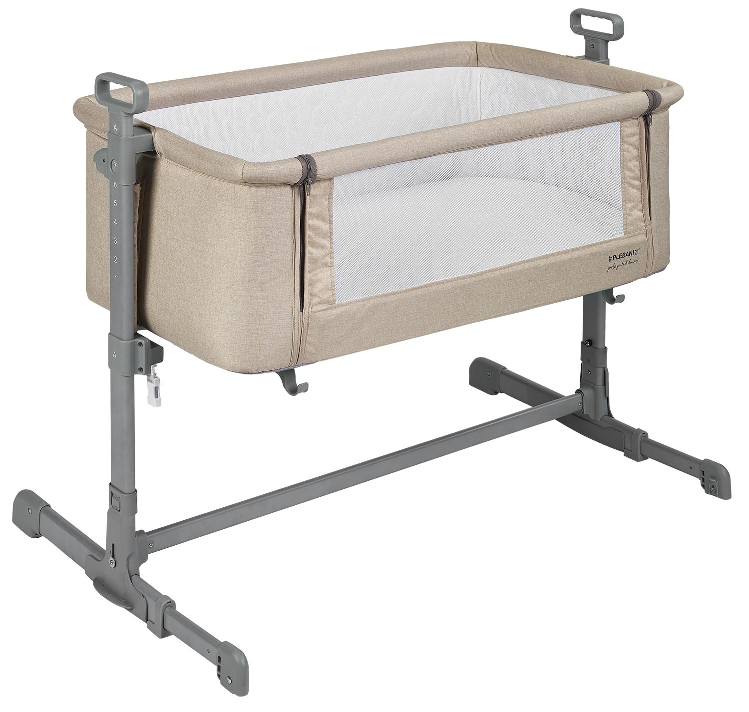 Culla Co-Sleeping Stellina Beige