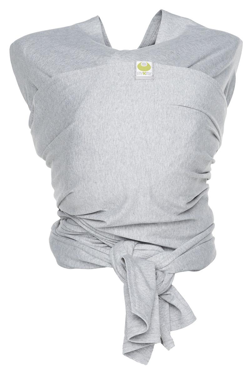 ByKay Stretchy Wrap Classic Grey Melese