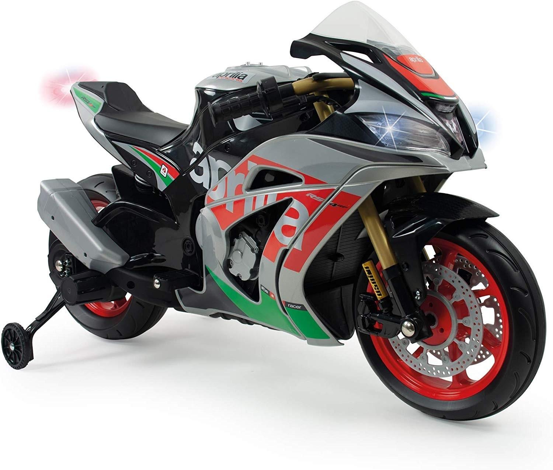 Moto Eléctrica Aprilia RSV4
