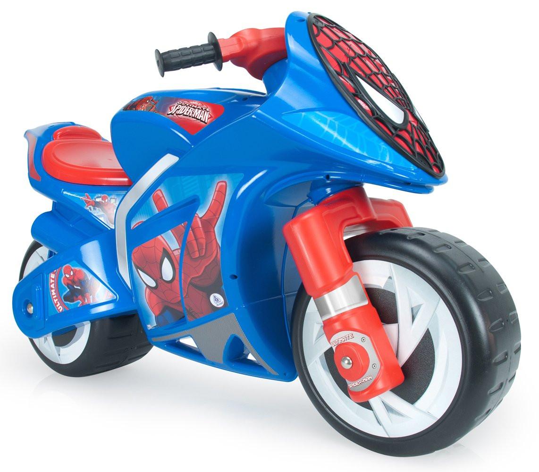 Moto Cavalcabile Spiderman XL