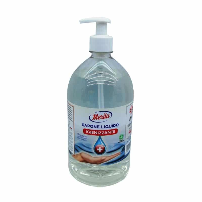 Sapone Liquido Igienizzante 1 lt