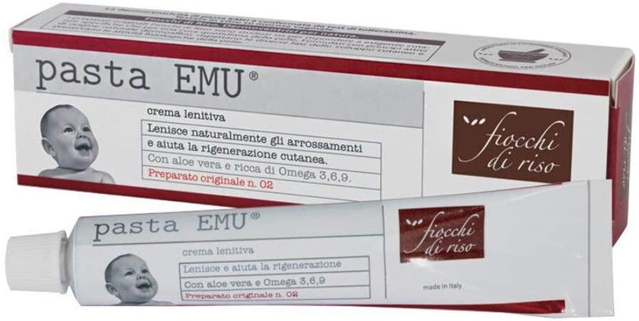 Pasta Emu Crema Lenitiva
