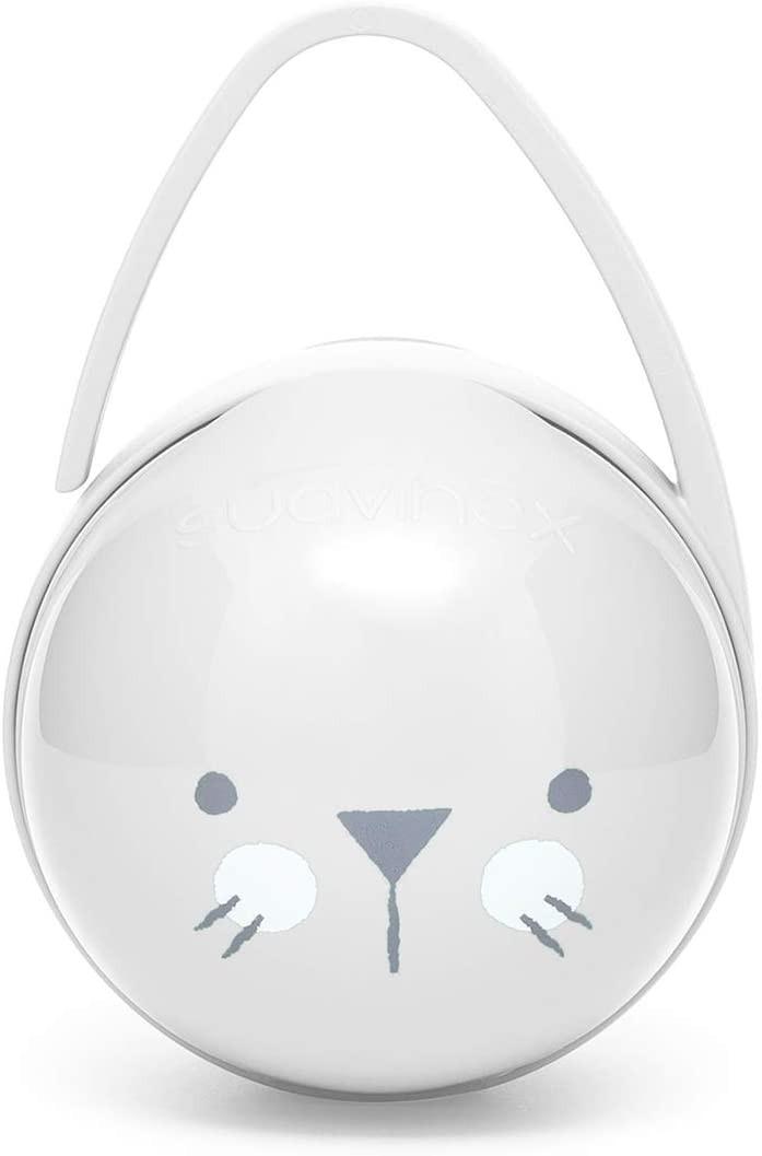 Schnullerbox Hygge Baby White