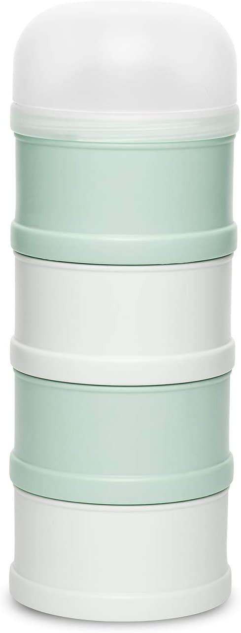 Dosificador de leche en polvo Hygge Baby Verde