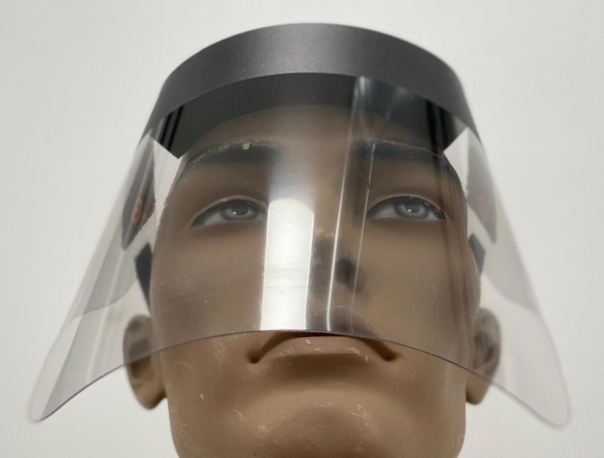 Dispositivo Protettivo per il Viso