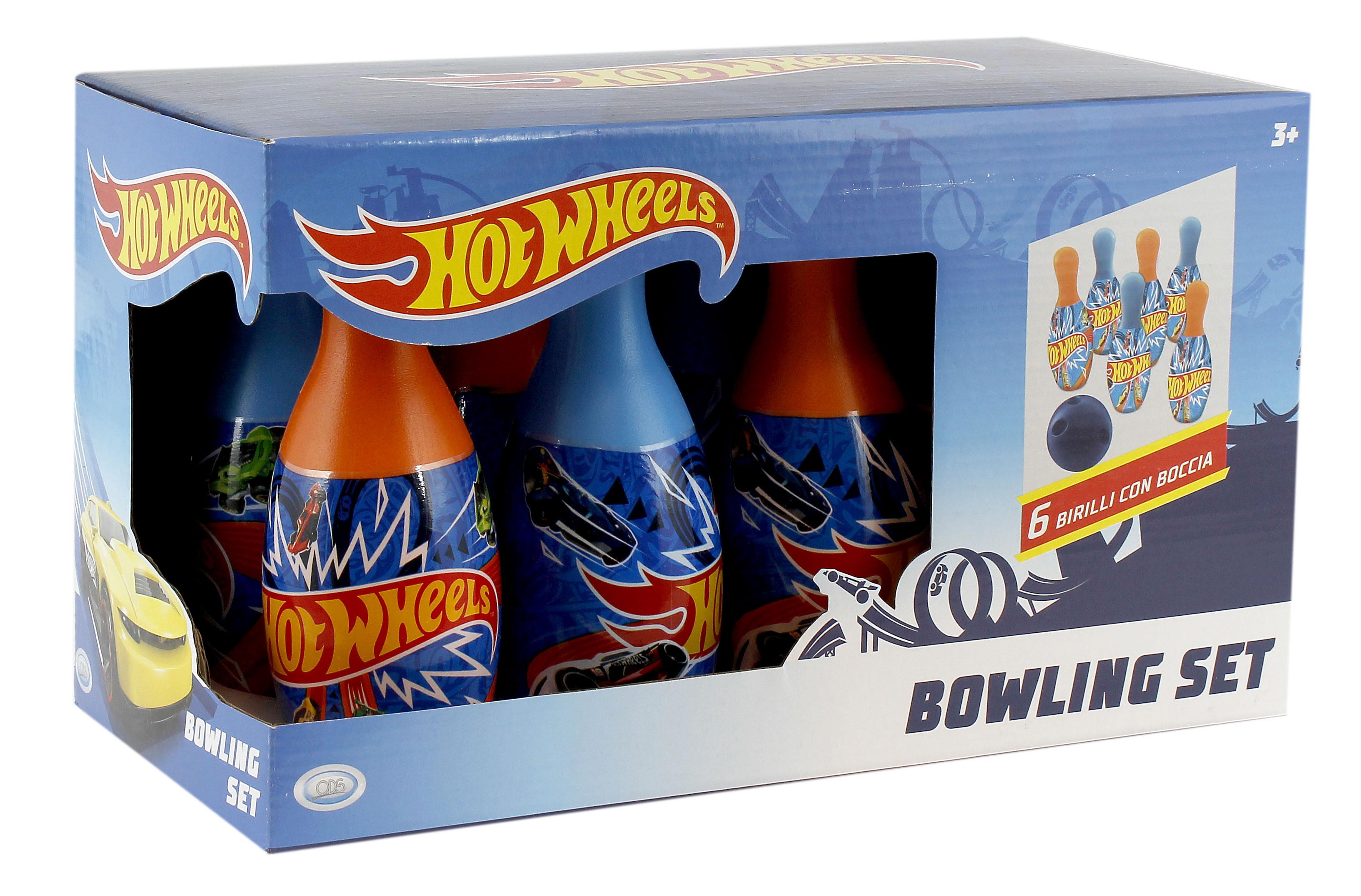 Bowling Hot Wheels