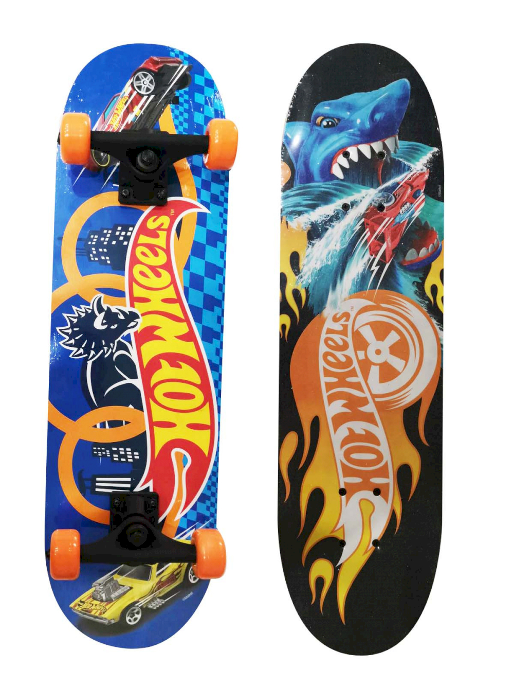 Skateboard Hot Wheels