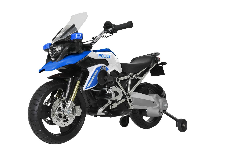 Moto Elettrica BMW 1200 Polizia