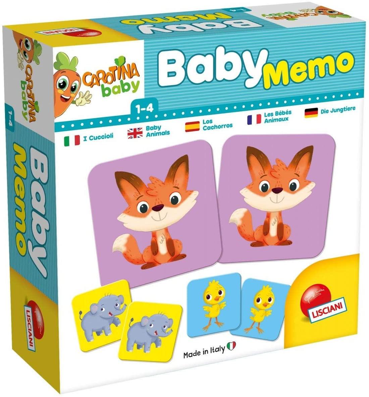 Baby Memo Carotina - Lisciani