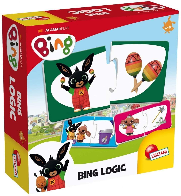 Giochi di Bing - Logic Puzzle