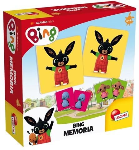 Giochi di Bing - Memoria