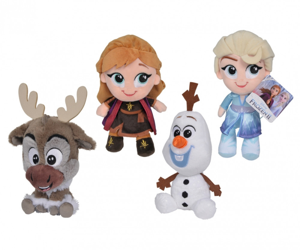 Peluche Disney La Reine des Neiges II - 15 cm