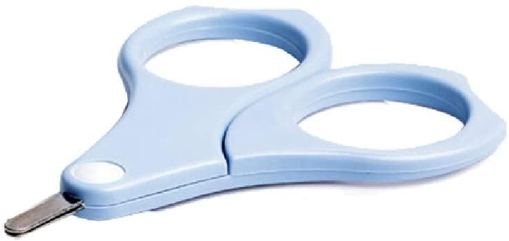 Nagelschere für Babies Hellblau