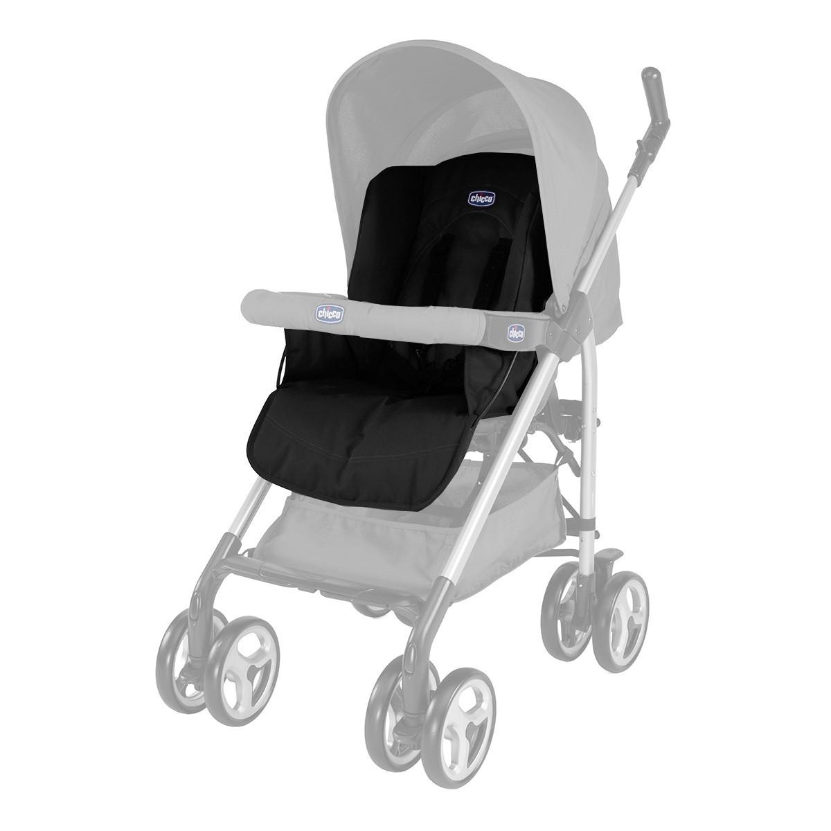 Chicco Kinderwagen Sprint Bezug Black