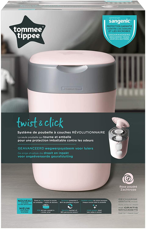 Sistema Avanzato di Smaltimento Pannolini Twist & Click