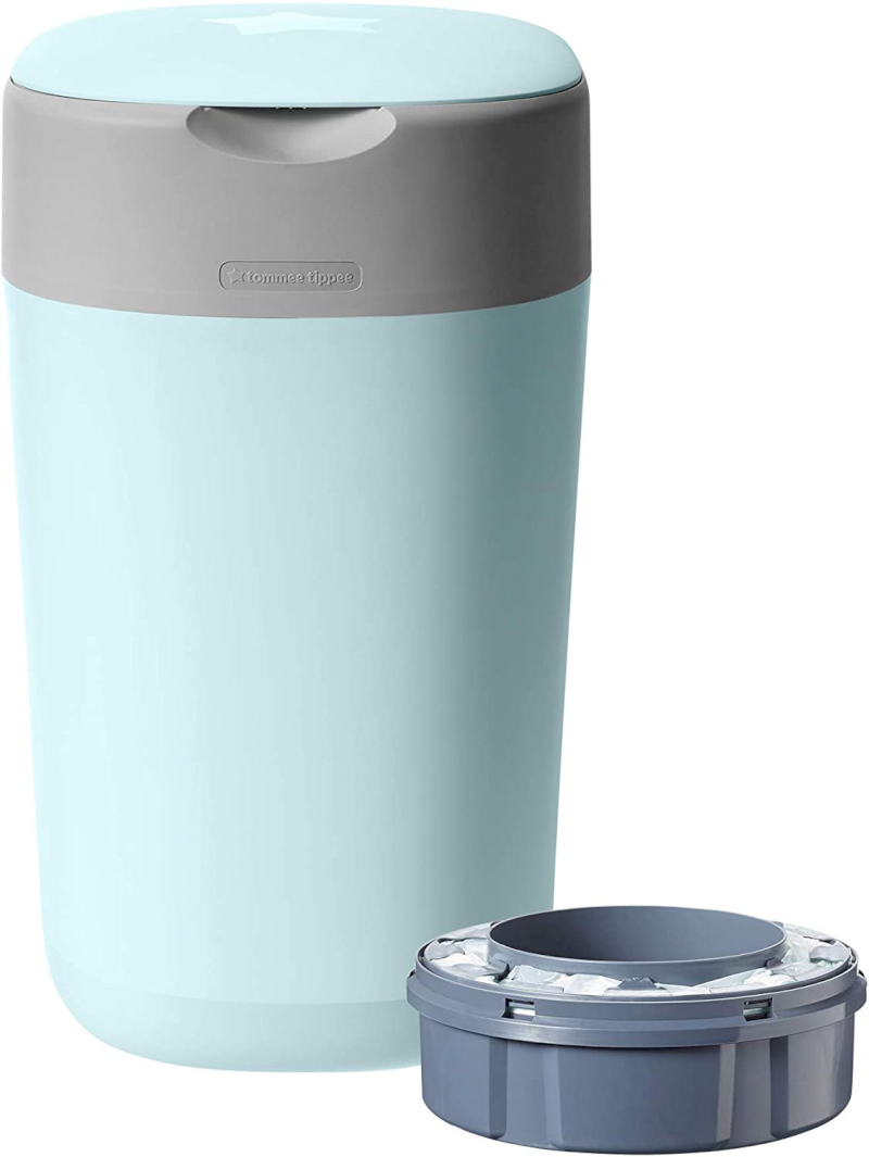 Twist and Click Tommee Tippee Azul