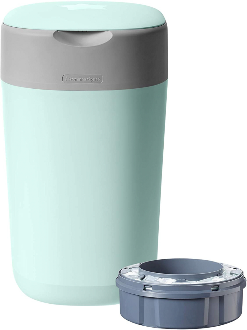 Twist and Click Tommee Tippee Verde