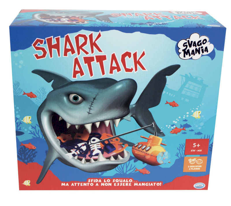 Juego de Mesa - Shark Attack