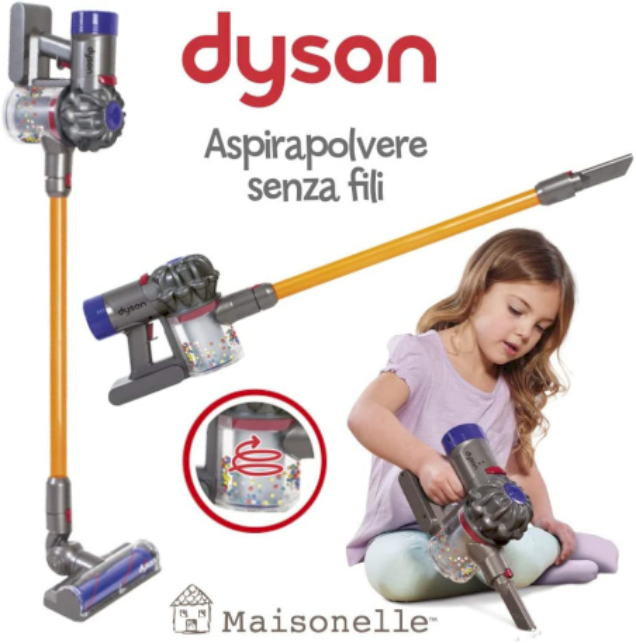 Aspirapolvere Senza Fili Dyson per Bambini