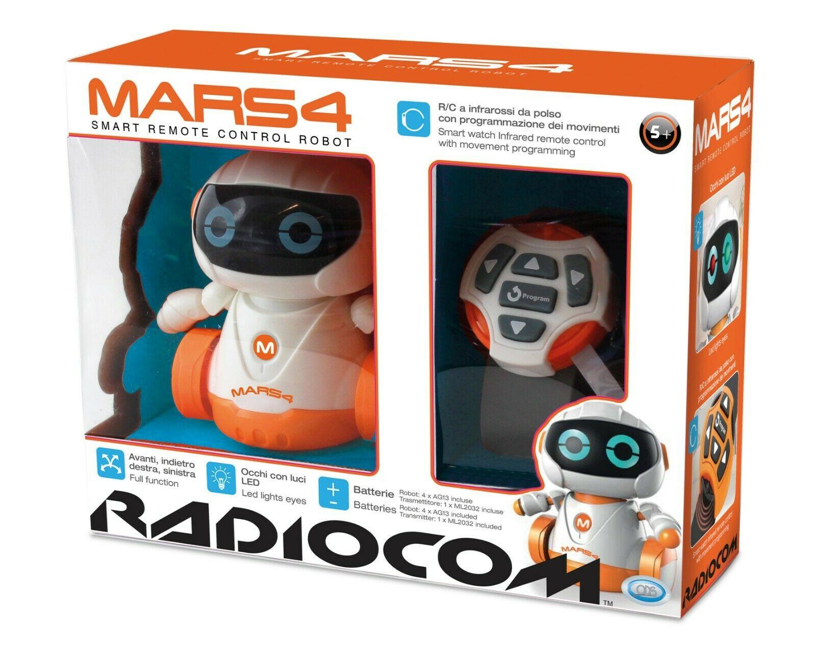 Robot Mars 4