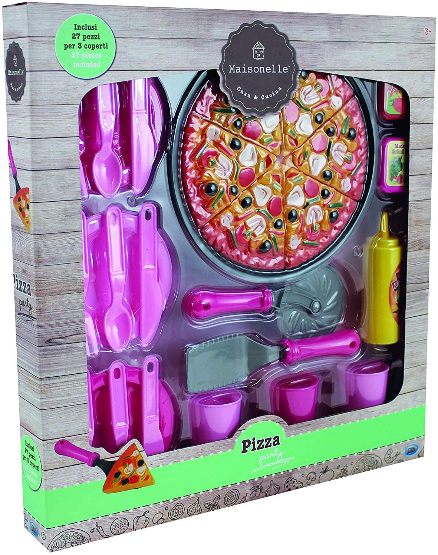 Juego Pizza Party