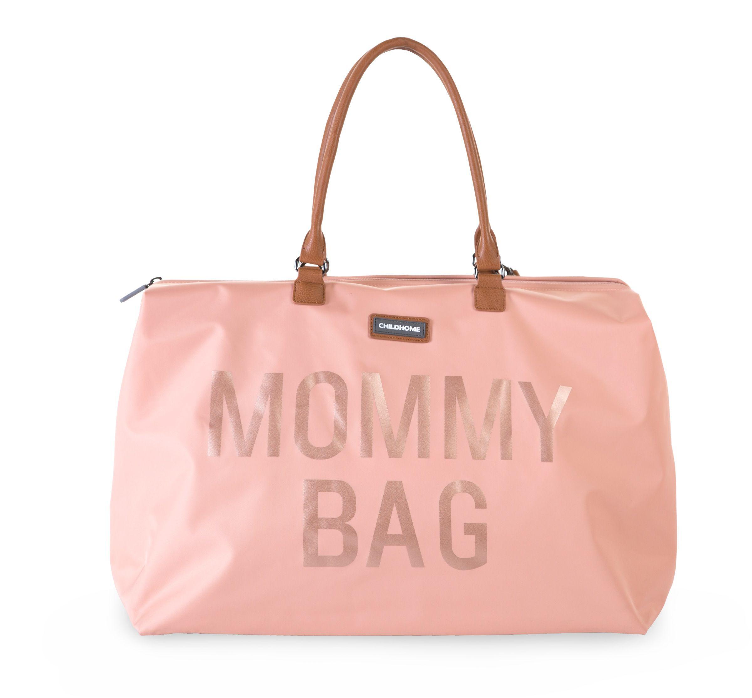 Bolso Cambiador Mommy Bag Rosa