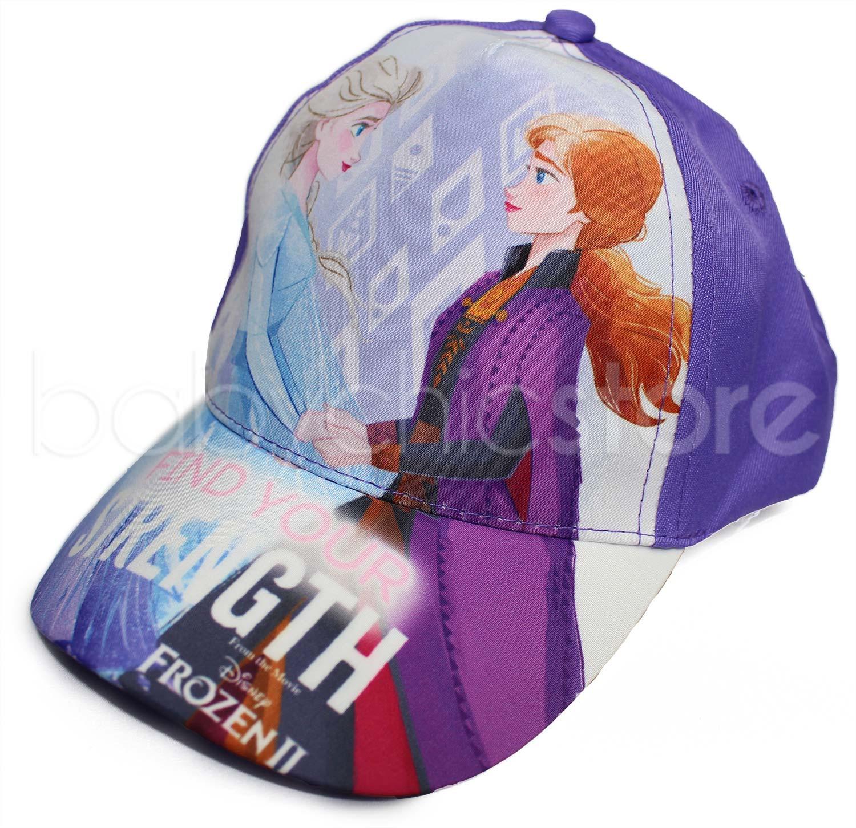 Cappellino con Visiera Frozen
