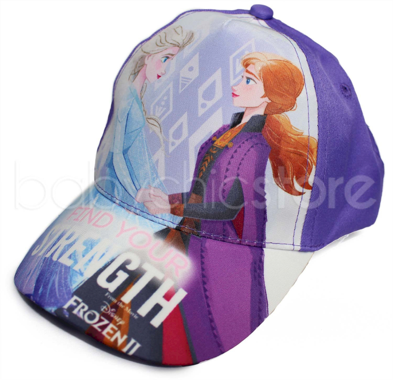 Sombrero con Visera Frozen