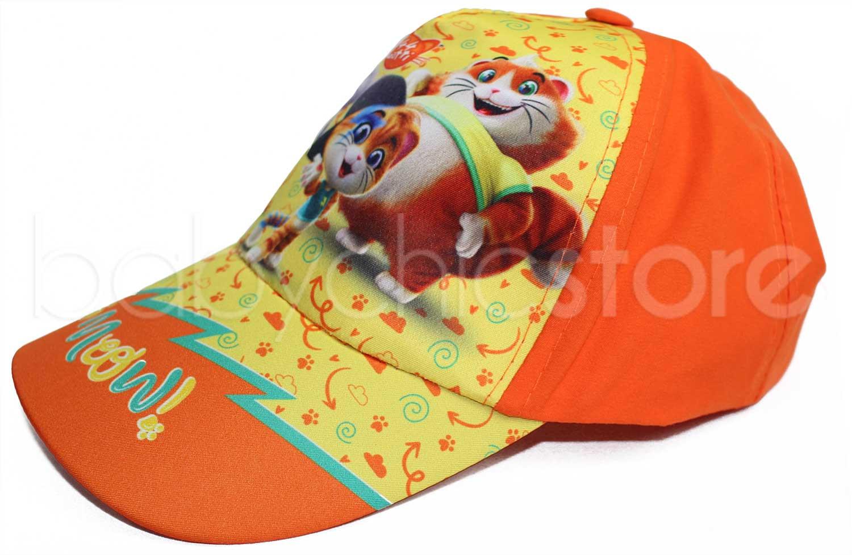 Cappellino con Visiera 44 Gatti - Bambino