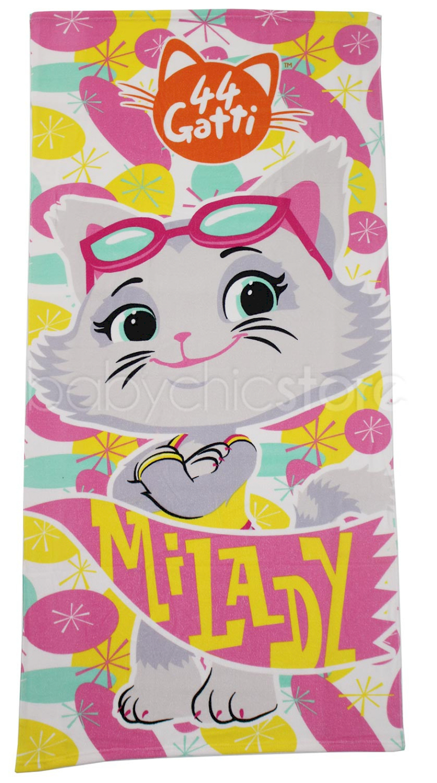 Serviette de Plage 44 Cats